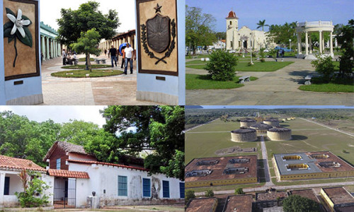 La Isla con su Boulevard, Monumentos, Museos y Naturaleza