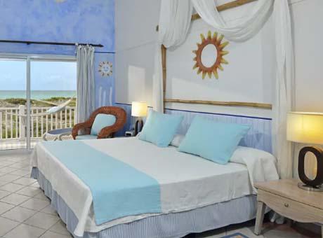 Hoteles en Cuba.