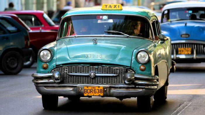 taxi-cuba