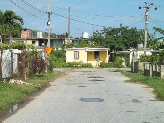 Isla de la Juventud   Nucleos Urbanos – Chacón